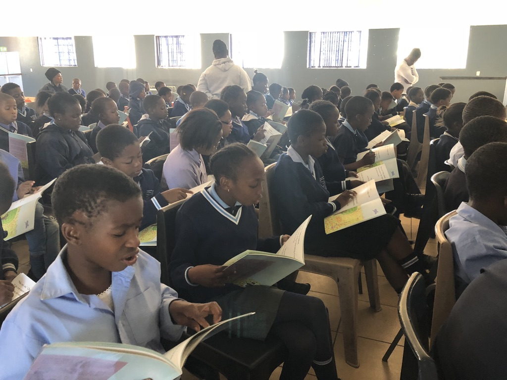 learners reading